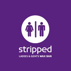 Stripped Wax Bar