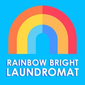 Rainbow Bright Laundromat