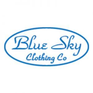 Blue sky clothing