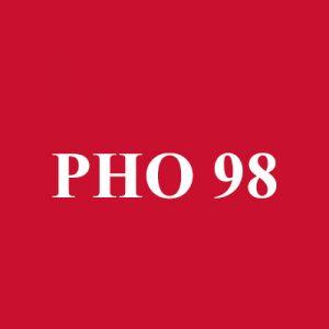 Pho 98 Vietnamese